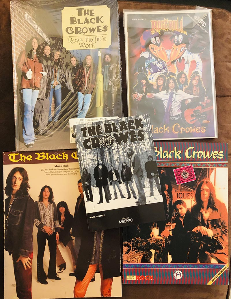 The Black Crowes Bootlegs Silver Pressed Cd S Singles